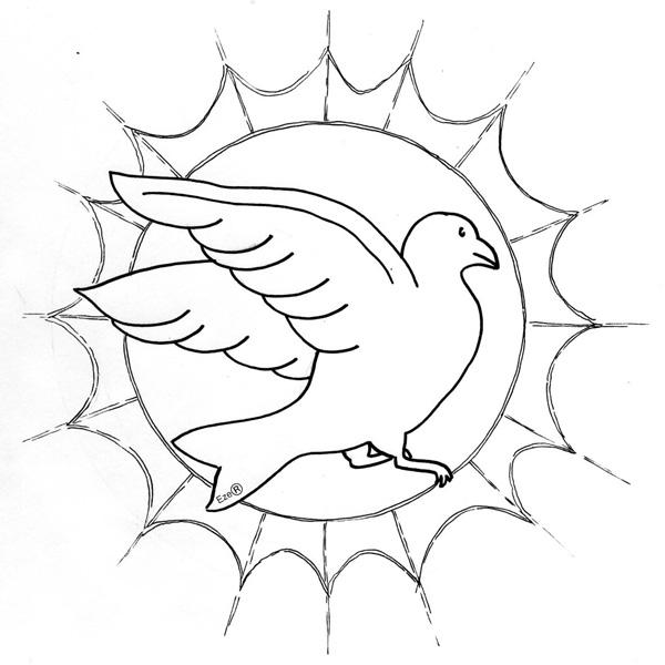 ESPECIAL DE PENTECOSTES: Dibujos de Pentecostés